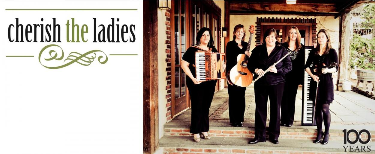 Cherish the Ladies appears on July 16 with the Lake Placid Sinfonietta