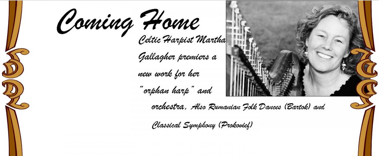 Coming Home featuring Guest Martha Gallagher