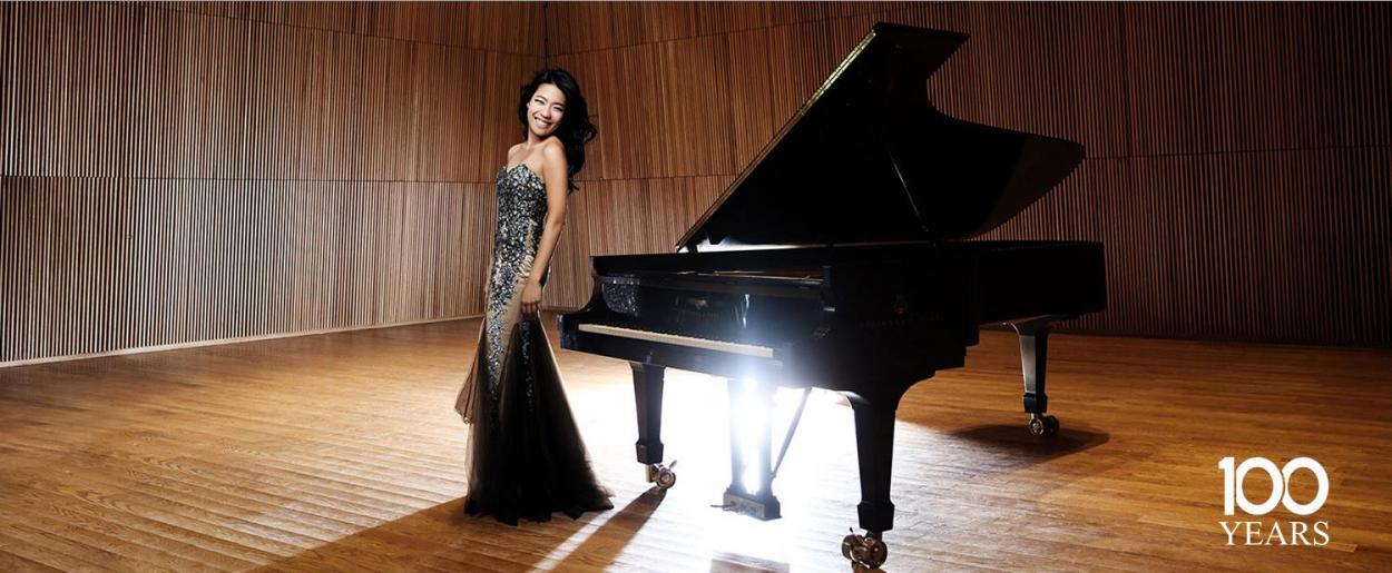 Joyce Yang appearing July 30