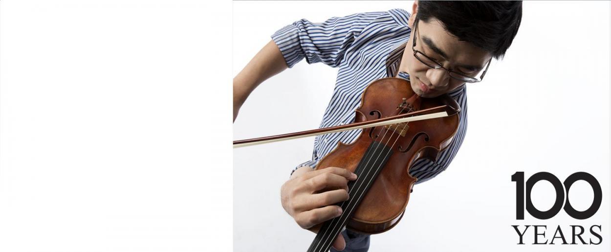 Soovin Kim appears with the Lake placid Sinfonietta