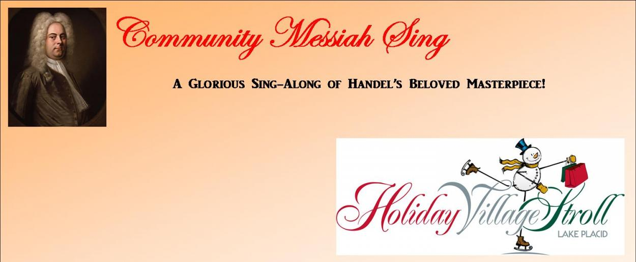 Community Messiah Sing
