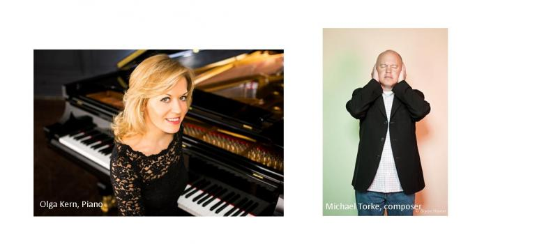 Olga Kern, Piano and Michael Torke, Composer