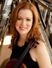 Amanda Brin, Assistant Concertmaster