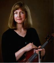 Anne Pandolfi, violin