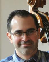 Daniel Merriman, Double Bass